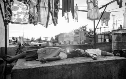 Alfonso Cuaron's  Roma