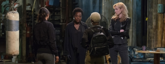 For my money, Steve McQueen's  Widows  perhaps sports the greatest screen ensemble of 2018.