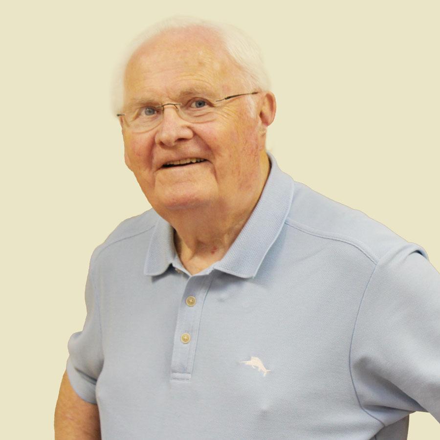 Rev. James Christopherson* Visitation Pastor