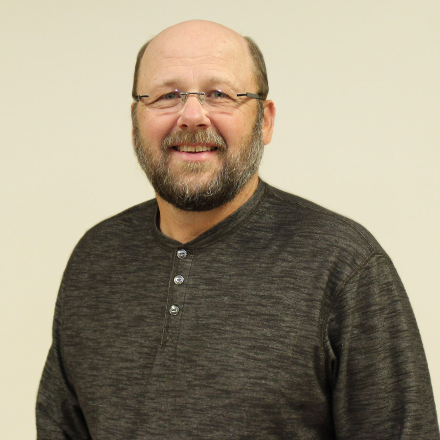 Larry Olson*, Contemporary Worship Coordinator