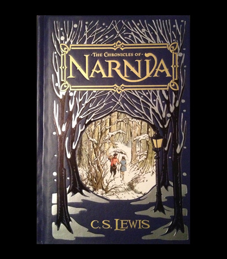 C.S. Lewis, The Chronicles of Narnia, c. 1950-56