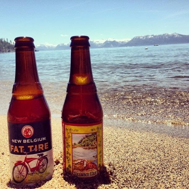 Beer. Tahoe. The End.