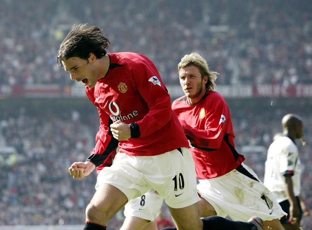 Ruud Van Nistelrooy - 219 appearances, 150 Goals