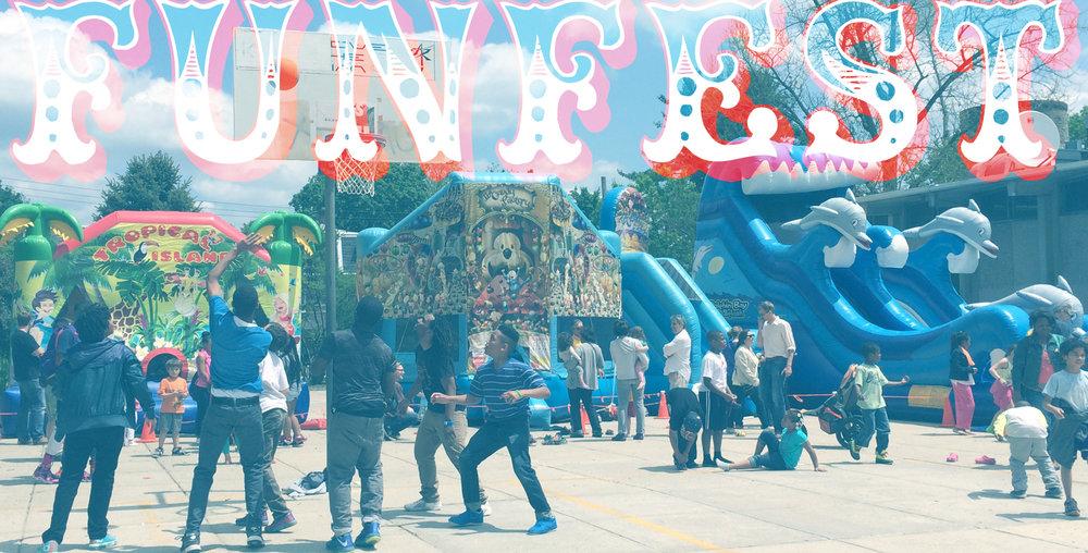 J.S. Jenks Funfest 2018