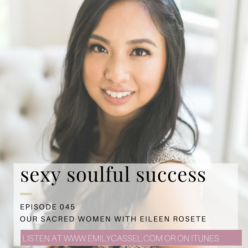 October 10, 2017  SEXY SOULFUL SUCCESS PODCAST   Episode No. 45