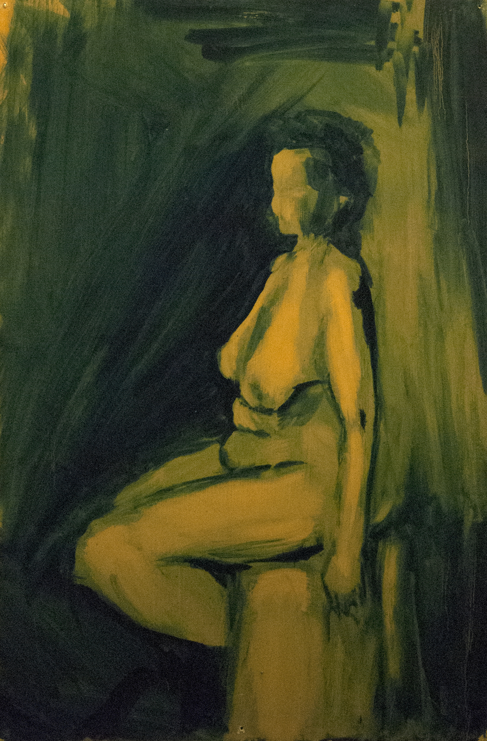 Female nude 4