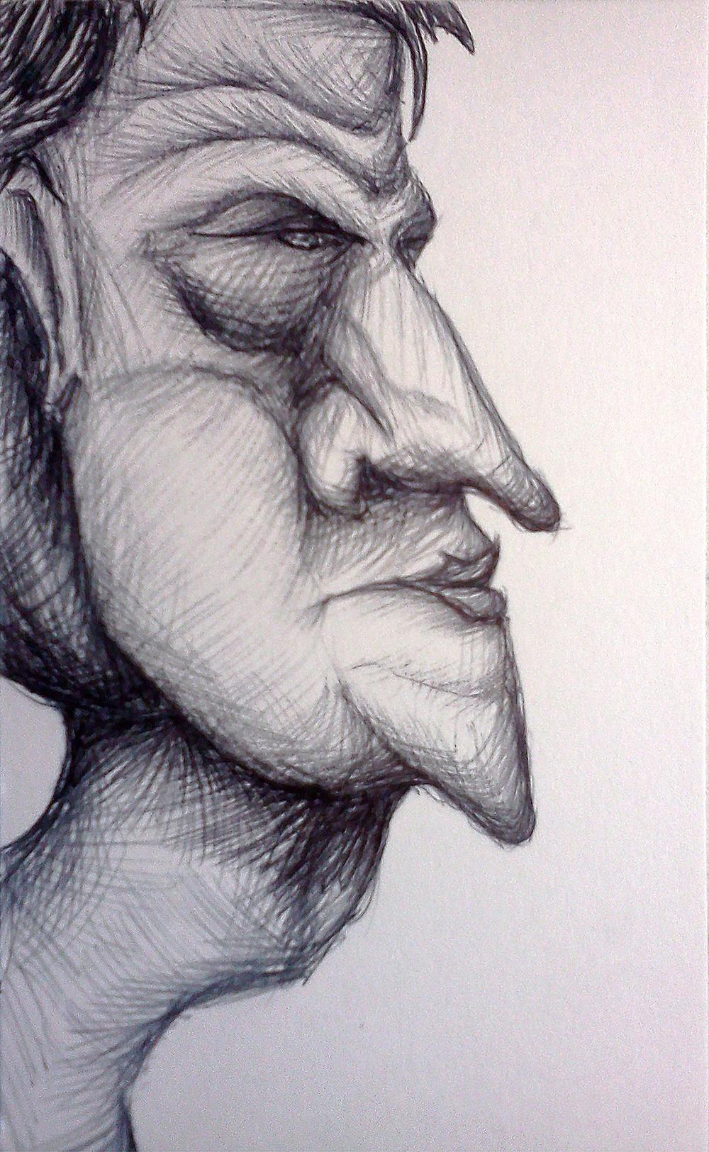 Caricature 2