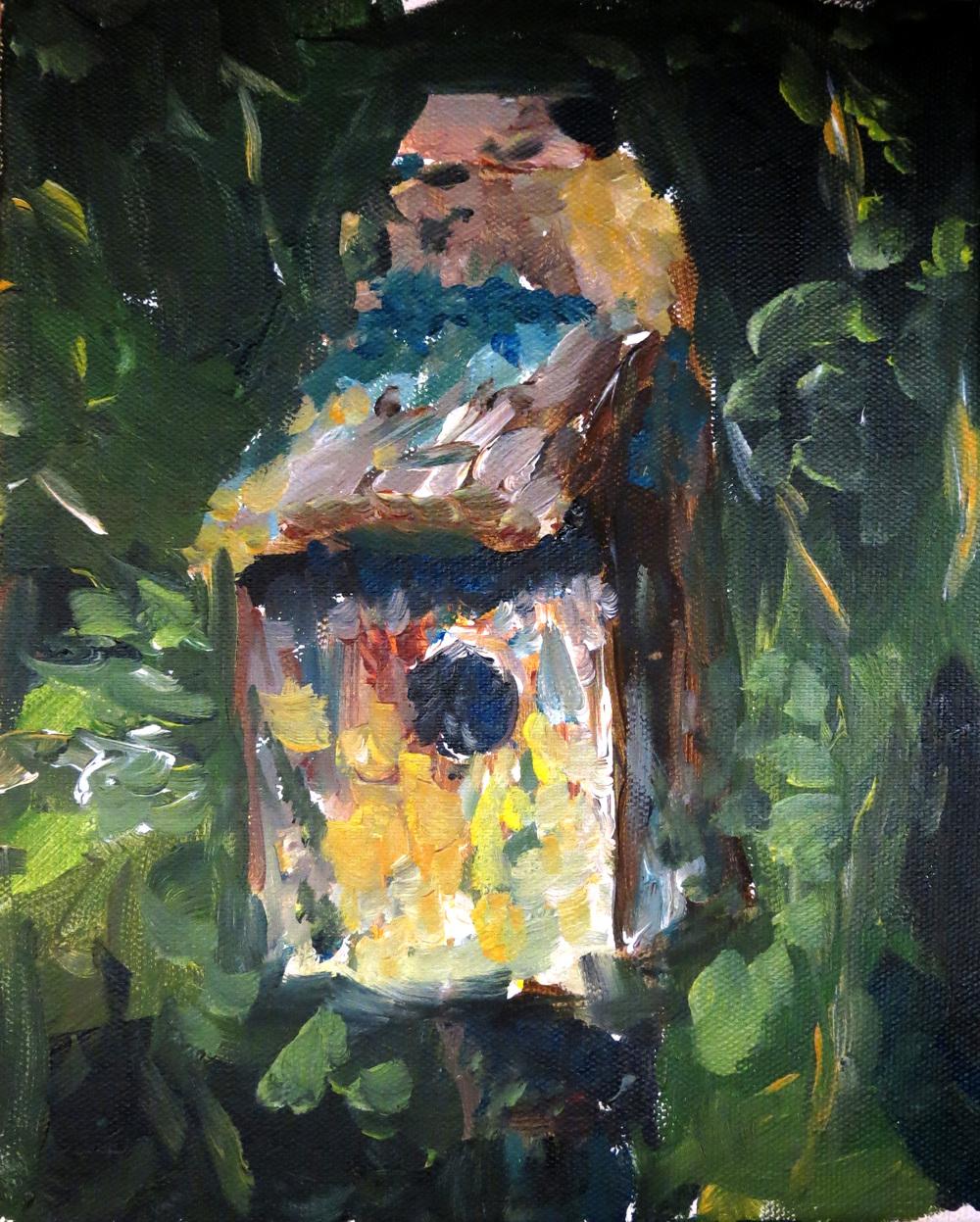Birdhouse study