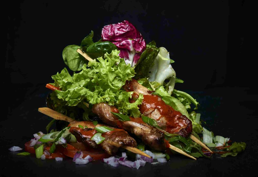 Richie´n Rose Burger Special 2016 HOT CHICKS SALAD_8798_BE.jpg