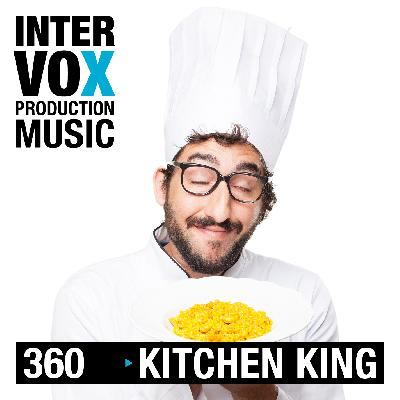 IVOX360 Kitchen Kings   Track:  Pots And Pans Boogie