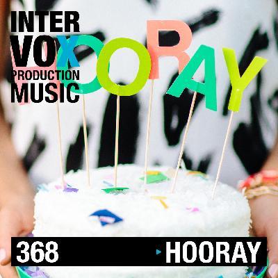 IVOX368 Hooray   Track: Walkies