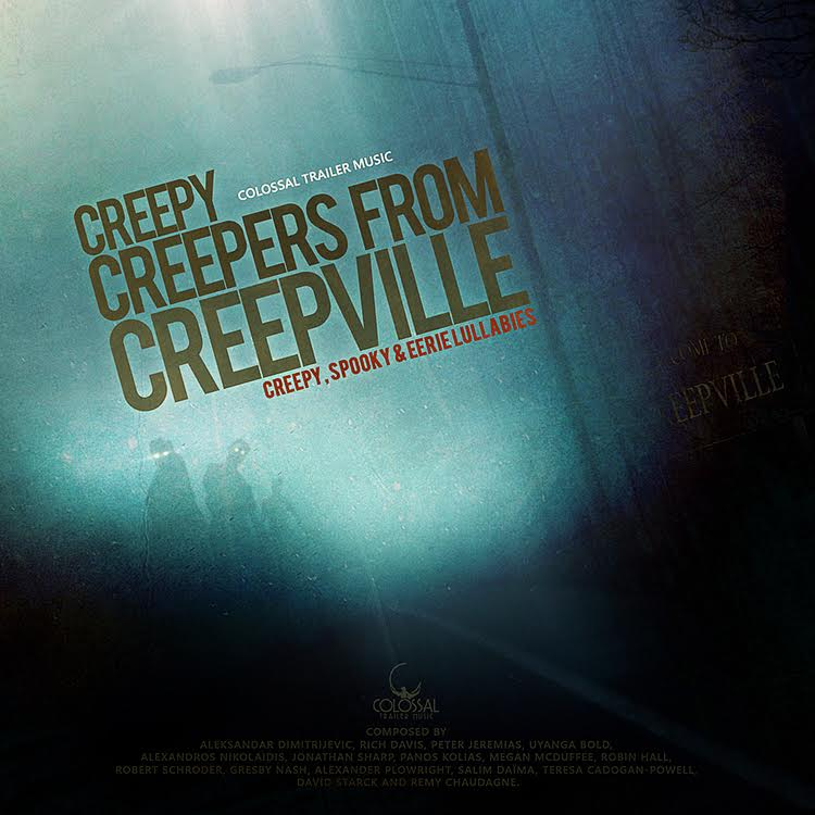 CTM020 Creepy Creepers From Creepville   Track:  Mockingbird Killer
