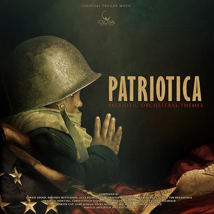 CTM032 Patriotica   Tracks:  Hyperion ,  Soldiers Of Fortune