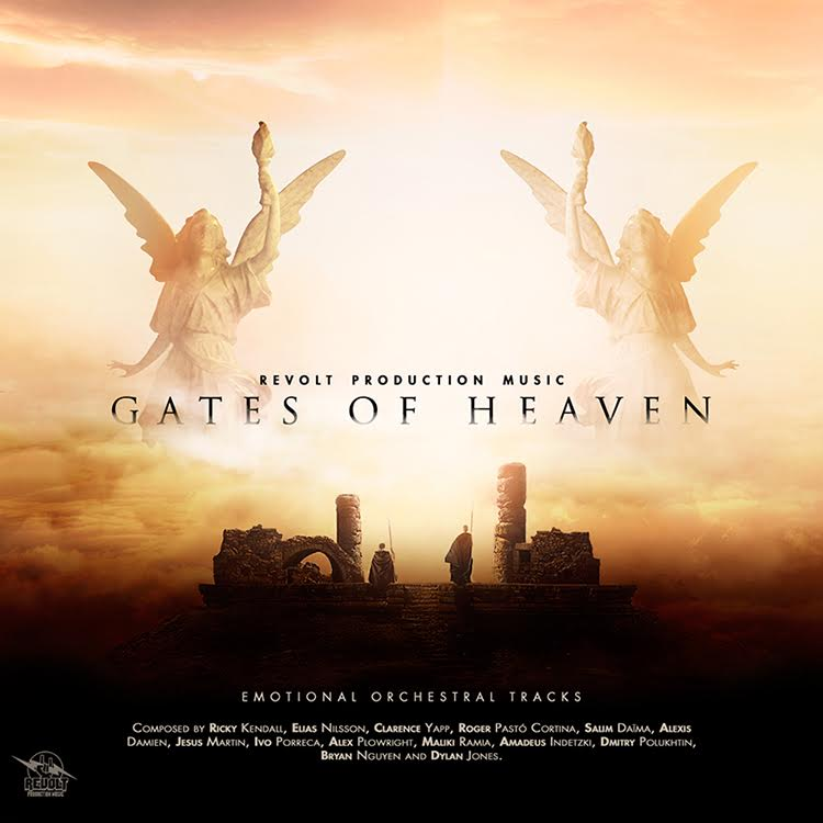 RPM017 Gates Of Heaven   Track:  Gates of Heaven