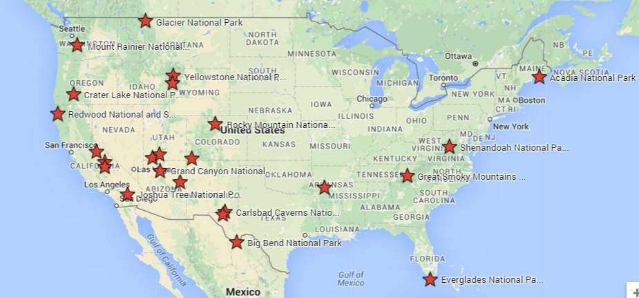 map-of-tiny-house-journey