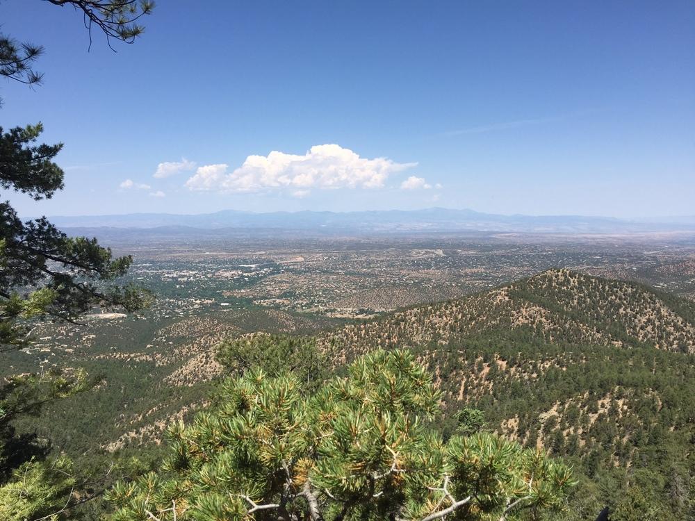 santa-fe-hiking