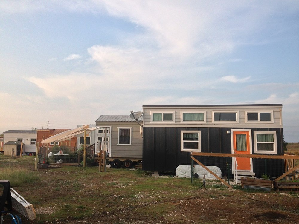 Tiny House Communities In Texas