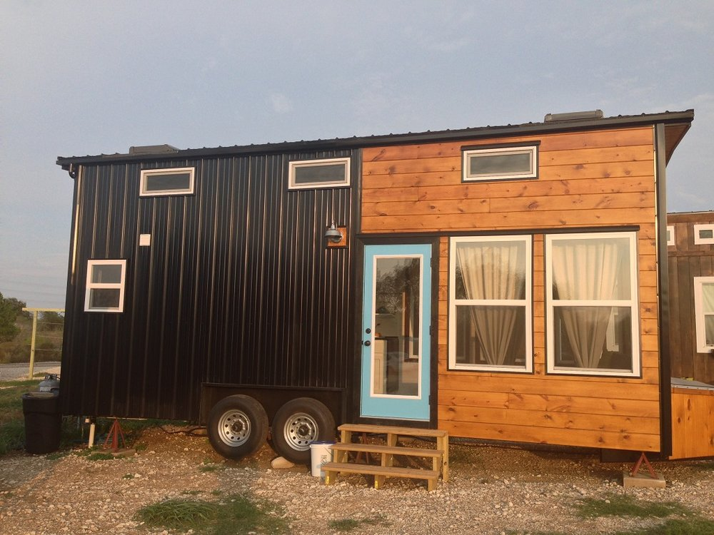 Tiny House Community Austin