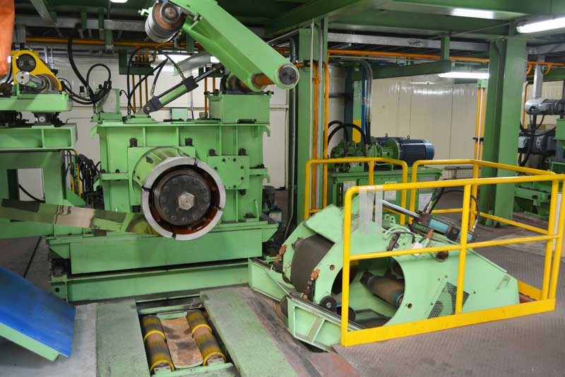 Tension Reel and Belt Wrapper
