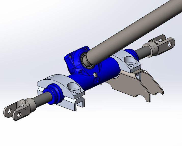 Steering Package CAD