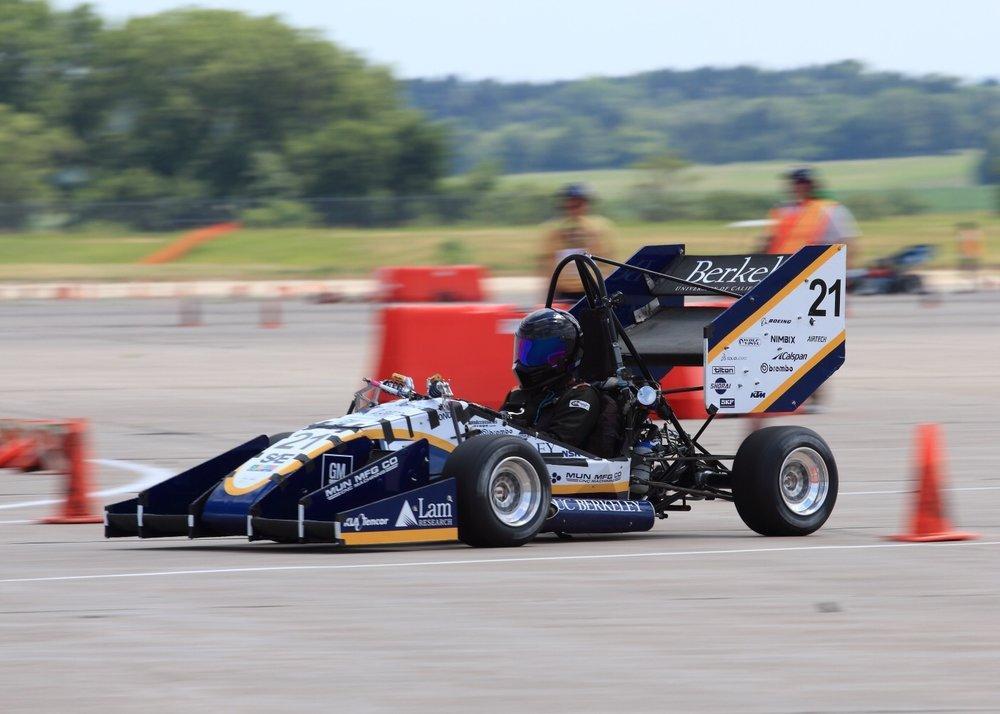Berkeley Formula Racing B16