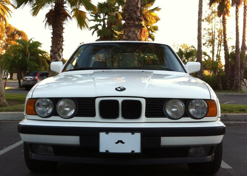 1991 BMW E34 525i