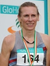 Maria McCambridge Irish Olympian (Athens) National Marathon Champion 2013 & 14