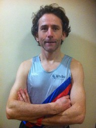 Noel Berkeley Irish Olympian (Barcelona) National Masters Champion Club Record Holder: 5km, 10km, Marathon