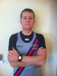 Stephen Judge Dublin Masters Medallist