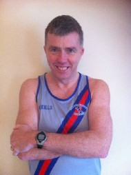 Gerry Dunne National Masters Competitor