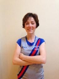 Pauline Robertson Dublin Masters Champion