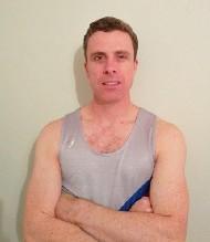 Kevin Byrne European Masters Medallist