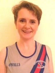 Camilla Tuffy Dublin Masters Competitor