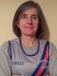 Trish Ganly Dublin Masters Medallist