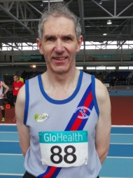 Peadar McGing Irish Masters Record Holder