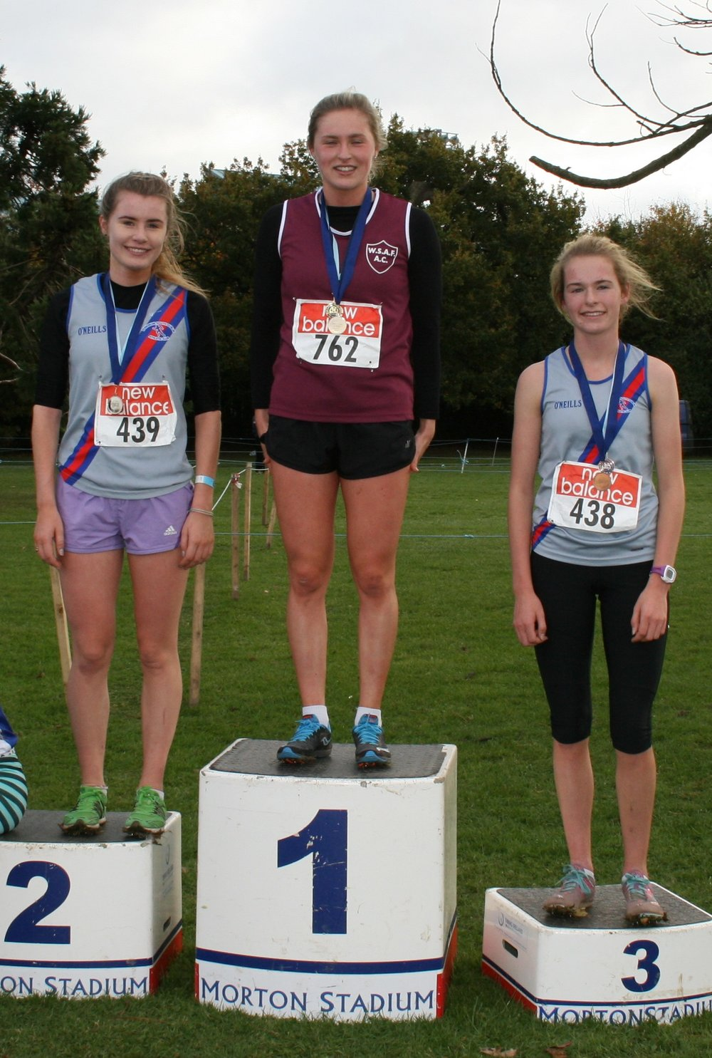 U19 Girls 2nd and 3rd.JPG