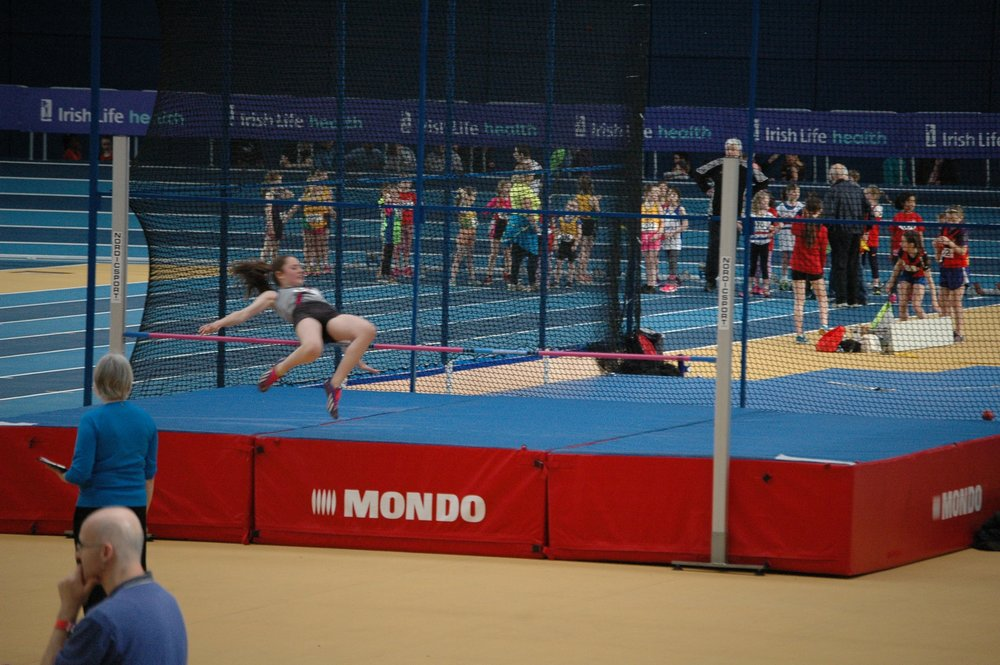 Girls U14 HJ - Claudia2 Abbotstown Feb2017.JPG
