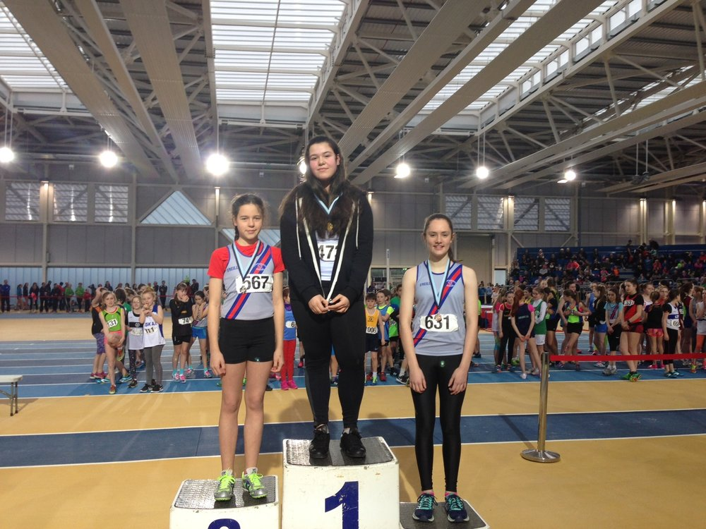 Girls U14 SP Podium - Abbotstown Feb2017.JPG