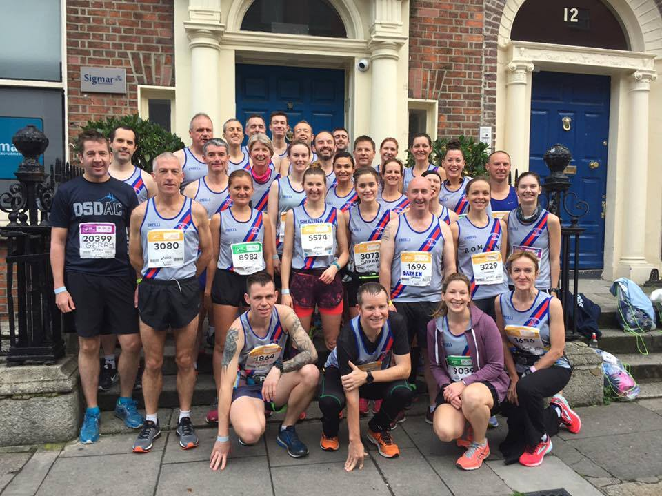 DSD Dublin City Marathon Results 2017      Dublin City Marathon Report by Stephen Judge
