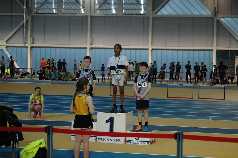 Boys U10 60m Podium - Abbotstown Feb2017.JPG