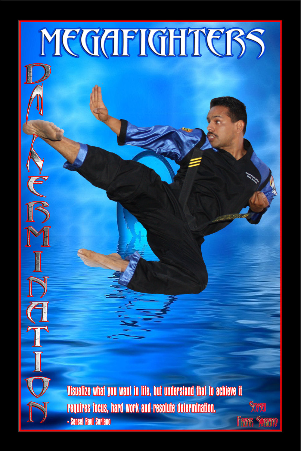 Francisco Soriano, Main Instructor