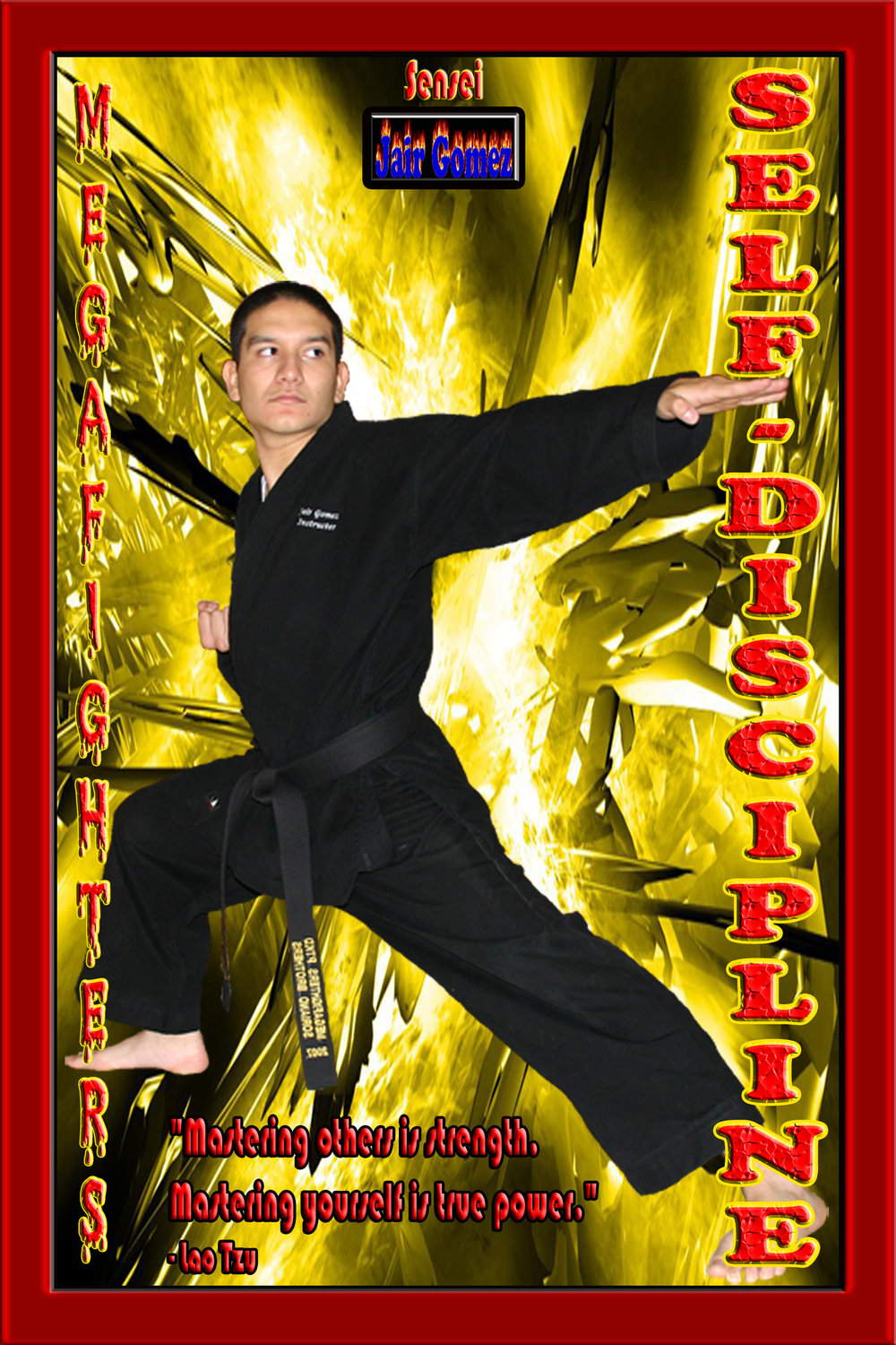 Jair Gomez, Certified Instructor
