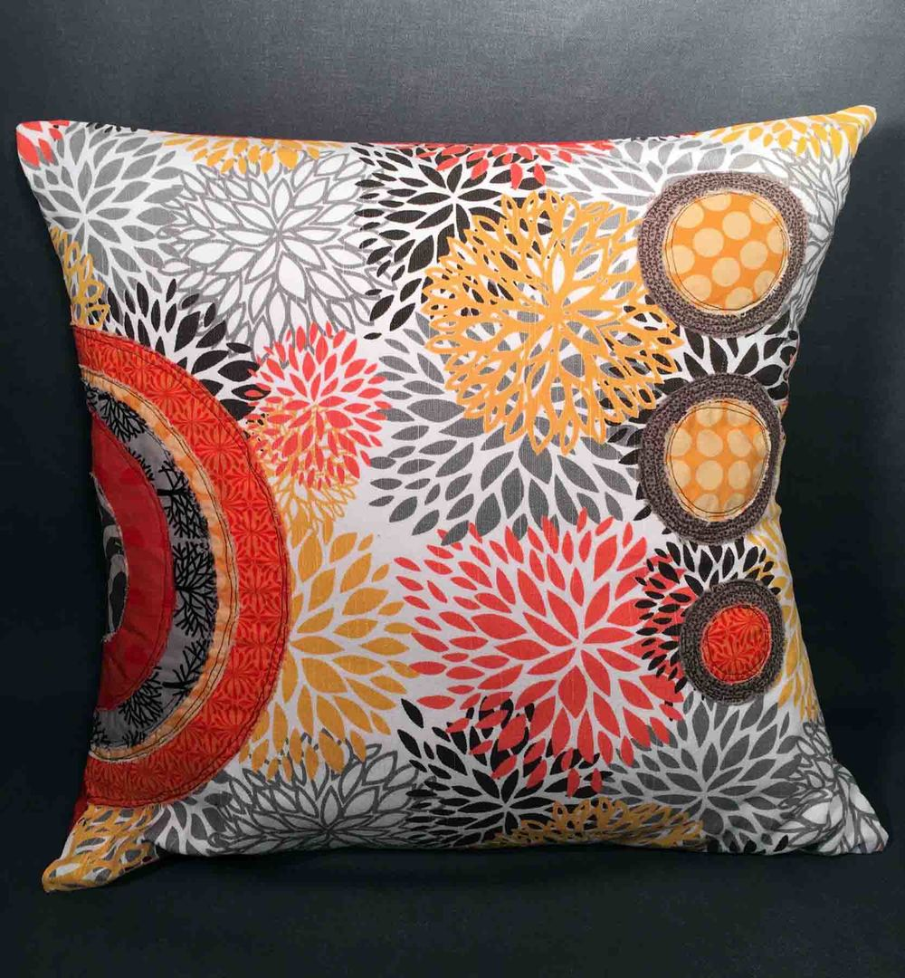 "20"" x 20"" throw pillow"