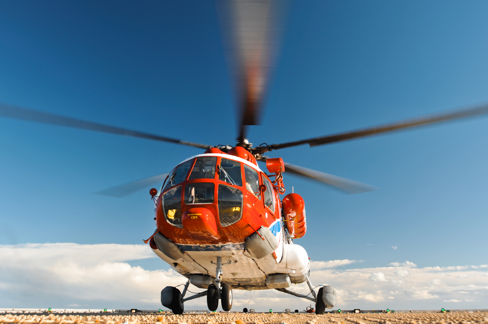 Line operations safety audits for helicopter operators