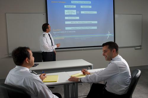 Threat and Error Management training
