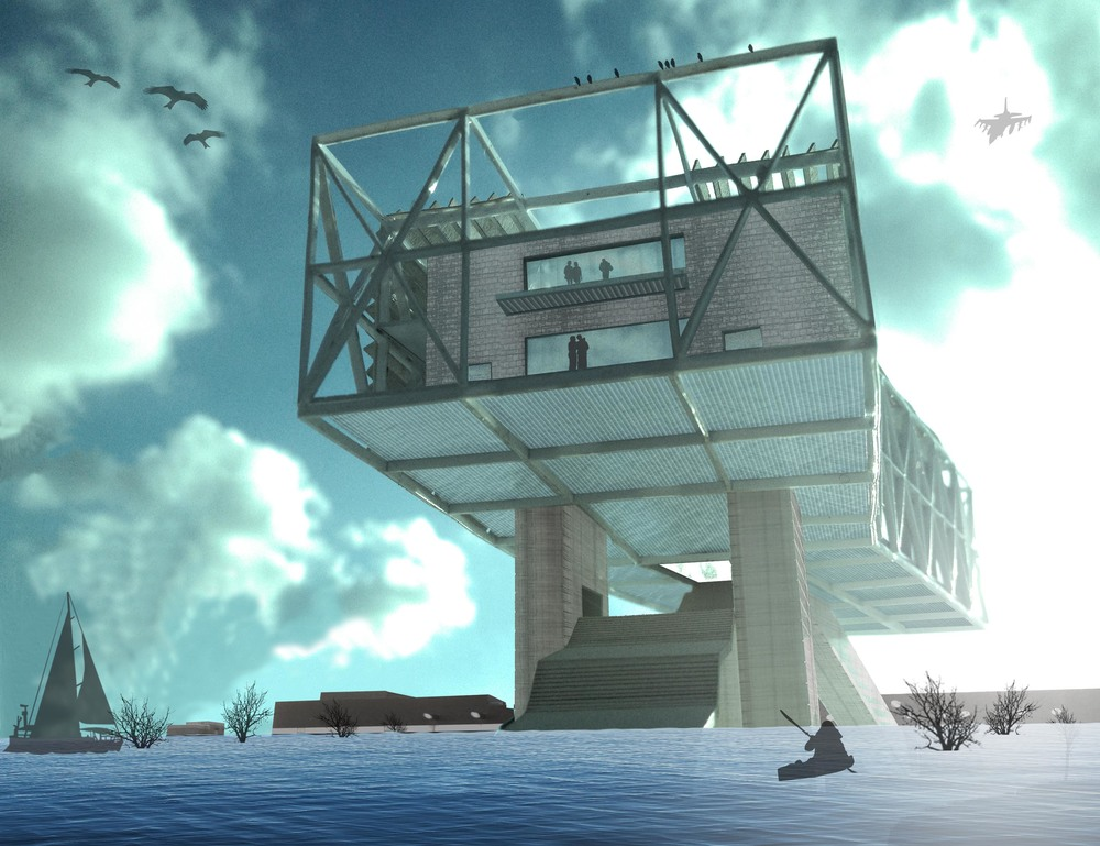 The LOCC (Library of Climate Change 2050)