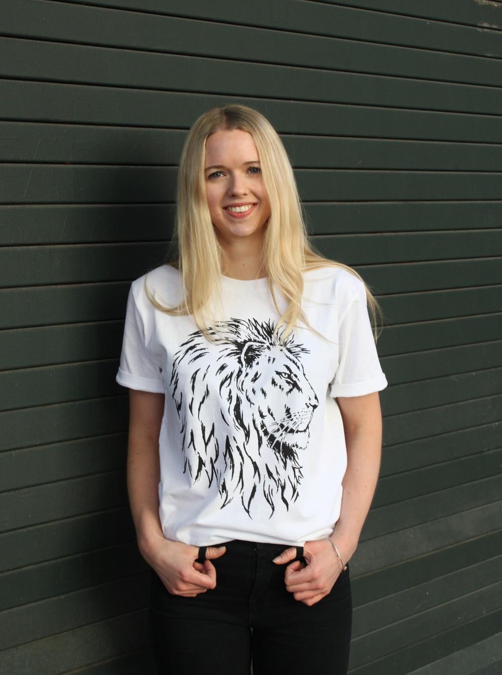 Save a Lion Tee