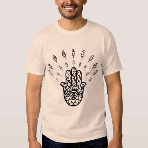 The Hand and Eye  Tshirt $33.20