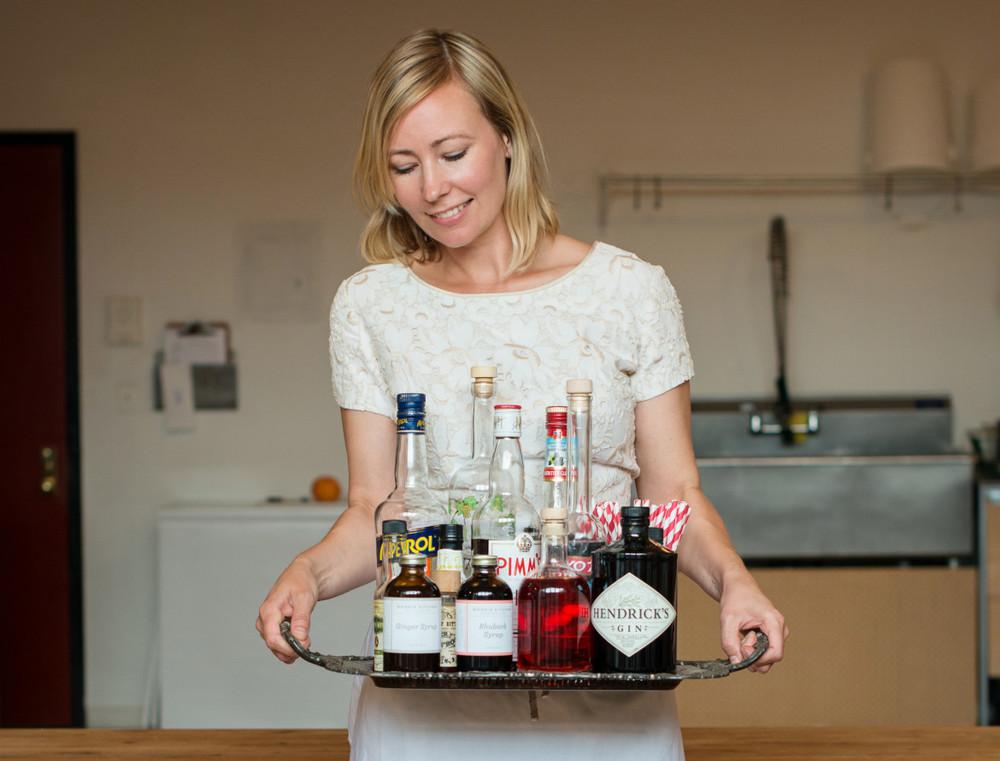 Kari Morris, founder of Morris Kitchen.