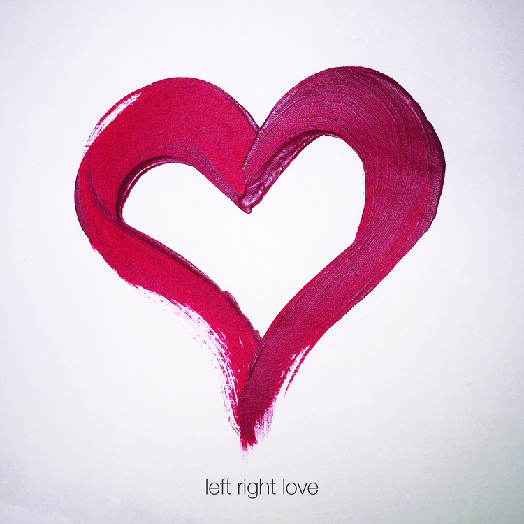 LEFT RIGHT LOVE Various Artists